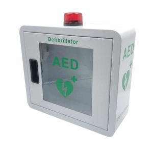 Wall Mounted Aed Defibrillator Cabinet