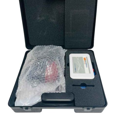 Electronica 800M Audiometer In Hard Case