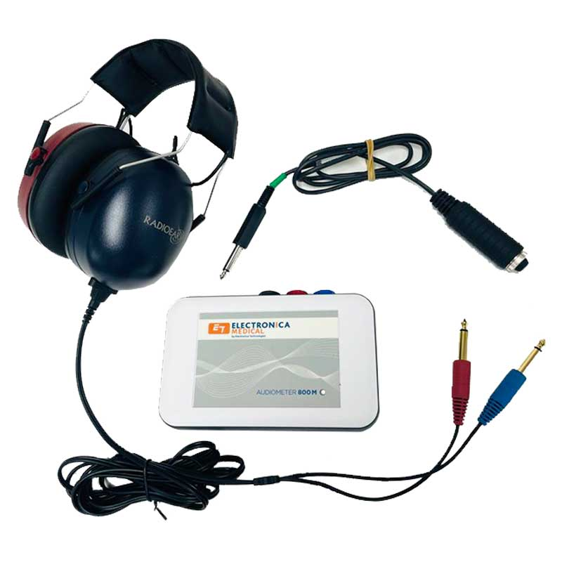 Electronica 800M Screening Audiometer Pc Based