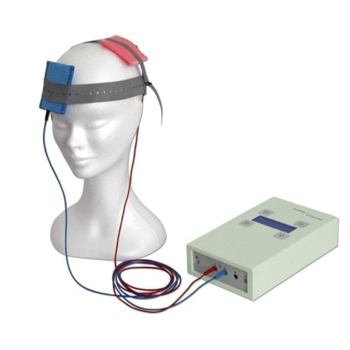 Dc Stimulator For Cranial Electrotherapy