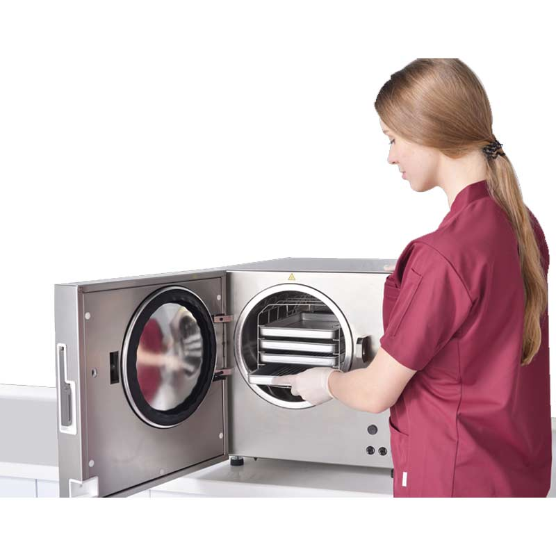 Hatmed 23L Water Cooling Autoclave