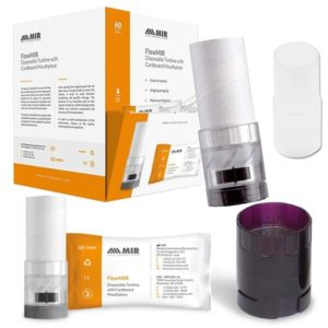 Spirometry Mouthpieces & Filters