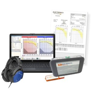 Electronica Audiometer