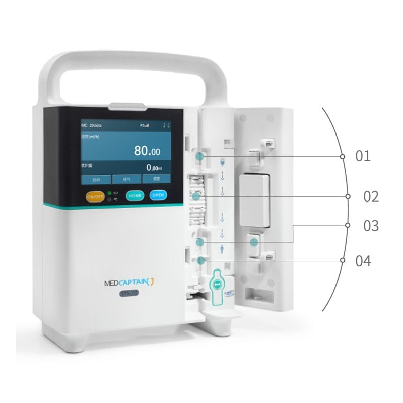 Infusion Pump Sys-70 By Medcaptain
