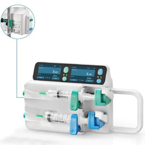 Syringe Pump Sys-50/52 By Medcaptain