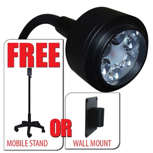 Minston Q6 Exam Light With Free Stand Or Wall