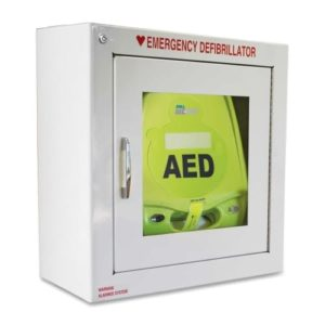 Zoll Standard AED Mounting Wall Cabinet Right