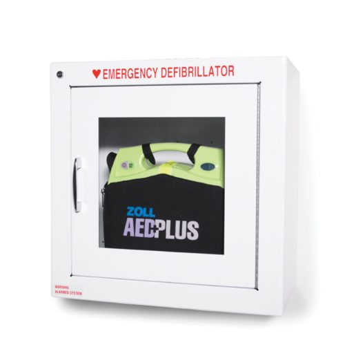 Zoll Aed Standard Metal Wall Cabinet Aed