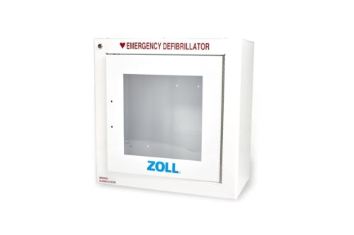 Zoll Aed Standard Metal Wall Cabinet
