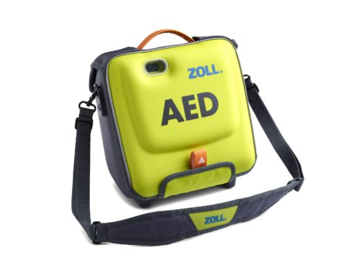 Zoll Aed 3 Carry Case Stand2