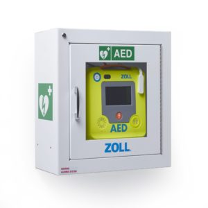 Zoll AED 3 Standard Surface Wall Cabinet
