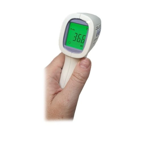 Htcd8813C Forehead Thermometer Non Contact Infrared Hetaida