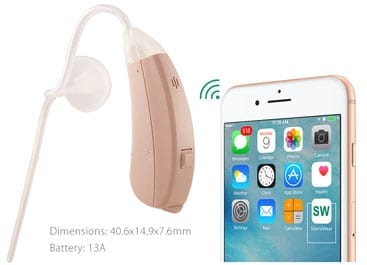 Hearing Aids Forte Ma801 With Iphone
