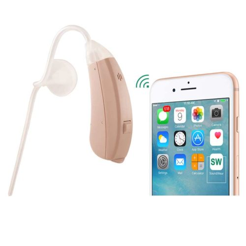 Newsound App Controlled Bluetooth Hearing Aids