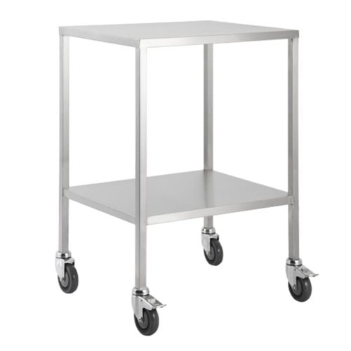 No-Rail-Trolleys-Stainless-Steel-Small