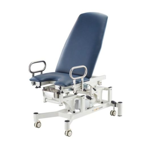 Gynaecology Chair With Gas Lift Back