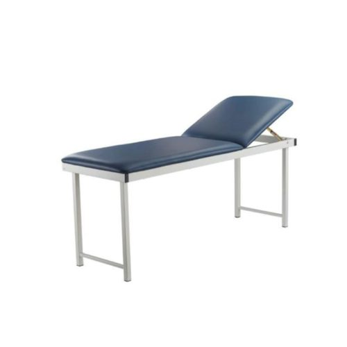 Fixed-Height-Exam-Couch-Navy-Blue-No-Facehole
