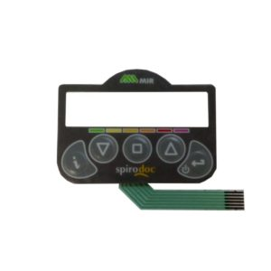 Membrane-keyboard-(SD-with-SpO2-option)-for-SD