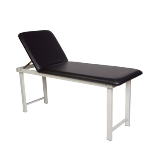 Ixed-Height-Exam-Couch-Black
