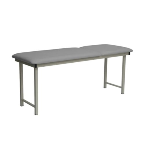 Fixed-Height-Exam-Couch-Grey