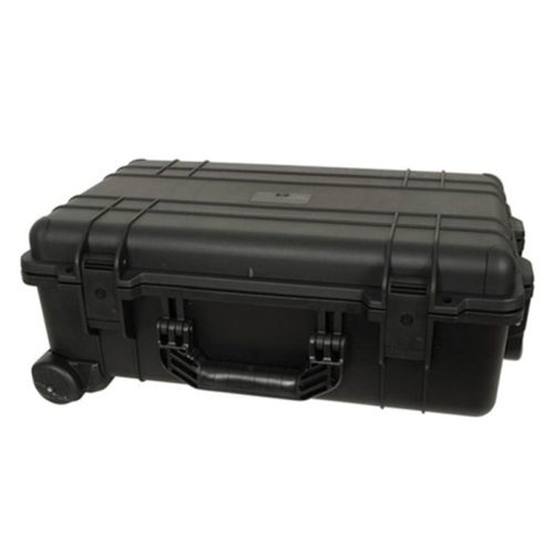 Abs Instrument Rolling Case With Purge Valve