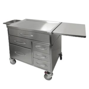 Plaster-Trolley-6-Drawer-900w-x-600d-x-990h