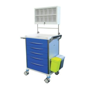 Anesthesia-Trolley