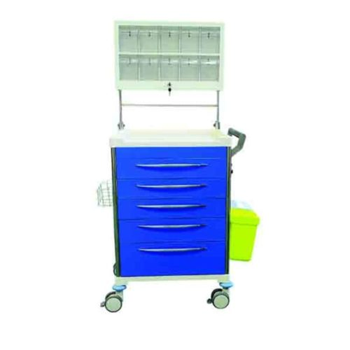 Anesthesia-Trolley-Front