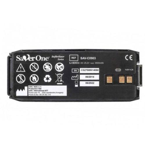 Saver-One-Non-Rechargeable-Battery-Sav-C0903