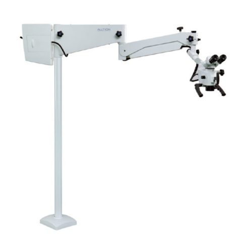 Dental-Microscope-Alltion-3000-Series-Fixed-Stand
