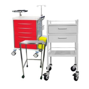 Trolleys &Amp; Cabinets