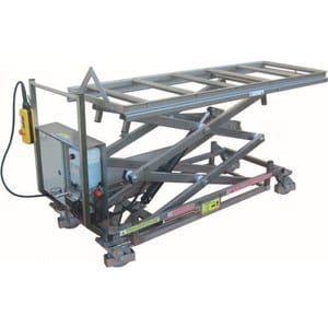 Nuline Bariatric Mortuary Lifter