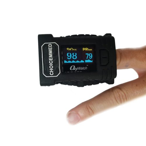Choicemed Cb3 Soft Fingertip Pulse Oximeter Chomd300Cb3