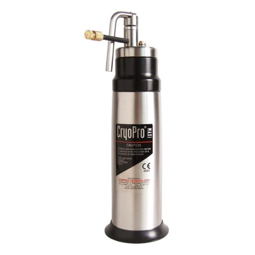 Cryopro Maxi Cryosurgical Flask 500Ml With Stand And 6 Spray Tips Cpmaxi