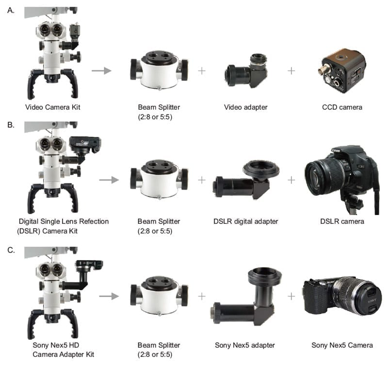 Documentation Accessories For Microscope