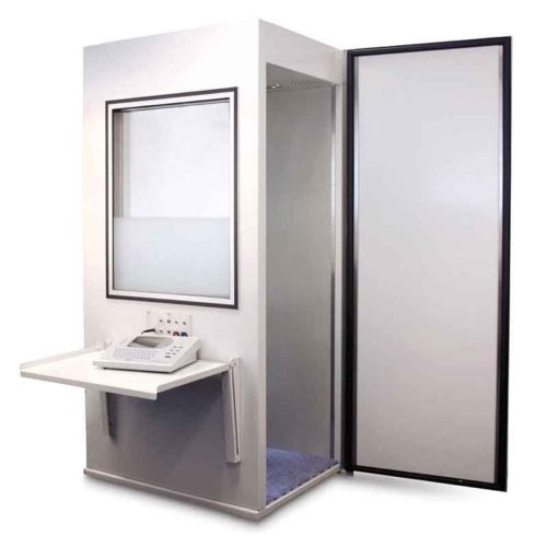 Single Occupancy Audiometric Screening Booth 250 Series Iac250