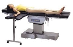 Electric Universal Operating Table - Surgical Operation For Hand And Arm