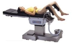 Electric Universal Operating Table - Gynecological, Urological And Lithotomy Position