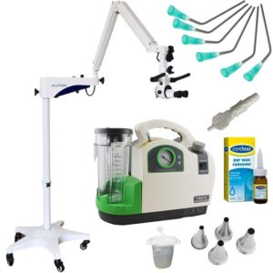 Ear Toilet Pack With Microscope Alltion Ear Wax Remover Medicare Rebate 41647 41500