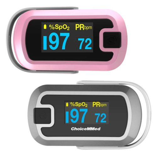 Choicemed Cn340 Adult Finger Pulse Oximeters