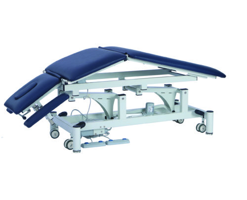 5 Section Electric Couch Postural Drainage Et52